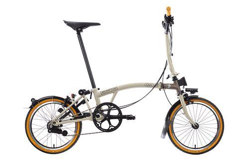 Oh Wonder x Crew Nation Brompton Bike