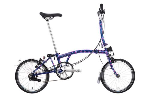 Dinosaur Jr. x Crew Nation Brompton Bike