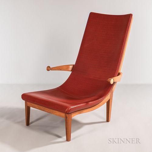 Erik Gunnar Asplund (Swedish, 1885-1940) Senna Lounge Chair