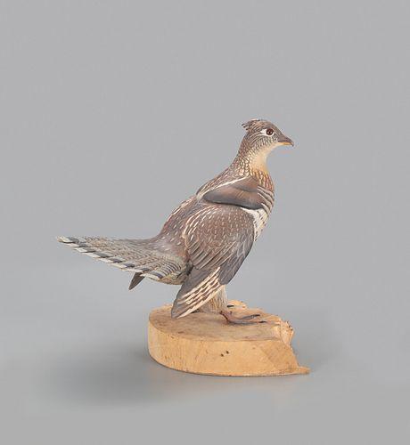 Outstanding Ruffed Grouse, Lemuel T. Ward (1896-1984)