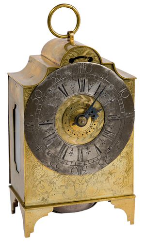 Brass Camel Back Repeater Carriage Clock