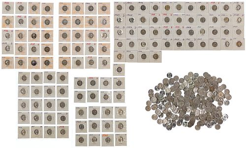 Silver 25c Assortment