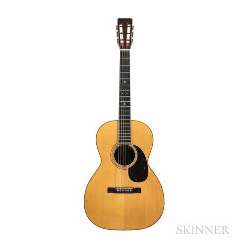 C.F. Martin & Co. 000-28 Acoustic Guitar, 1905