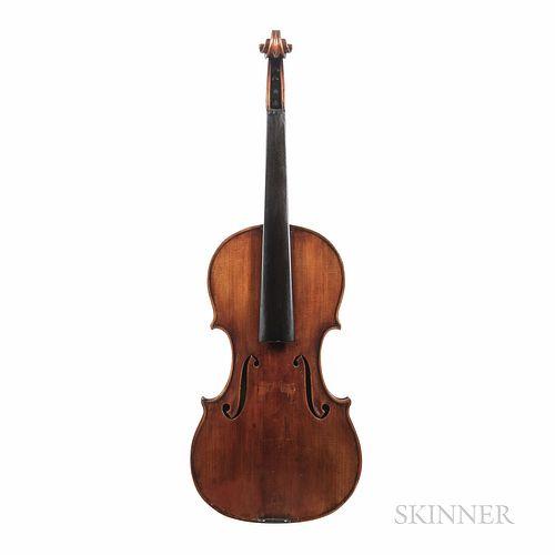 German Violin, Ernst Heinrich Roth, Markneukirchen, 1927