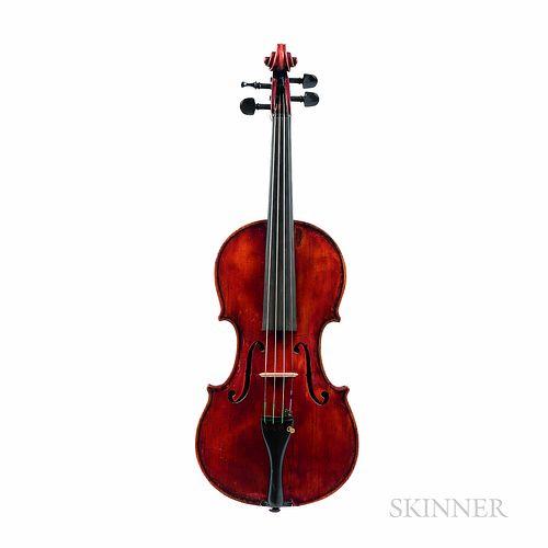 Italian Violin, Giovanni Cavani, Spilamberto, c. 1919