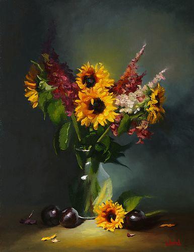 """Endless Summer"" by Trish Wend, Ridgefield, CT"