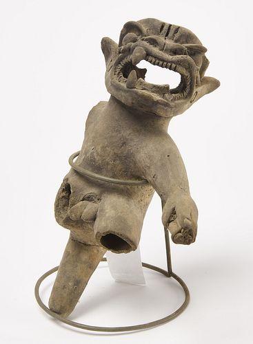 Pre- Columbian Figure