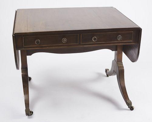English Sofa Table