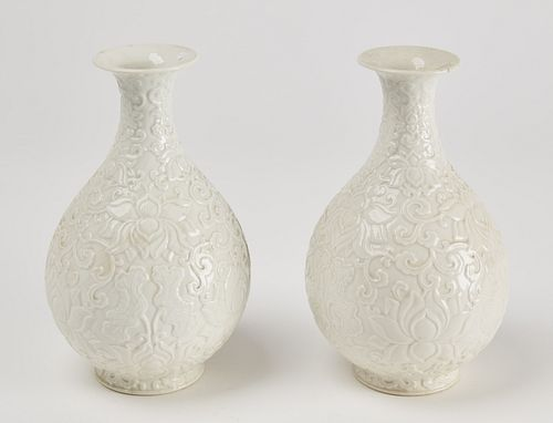 Good Pair of Chinese Porcelain Vases