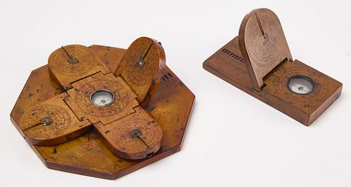 Two Asian Compasses