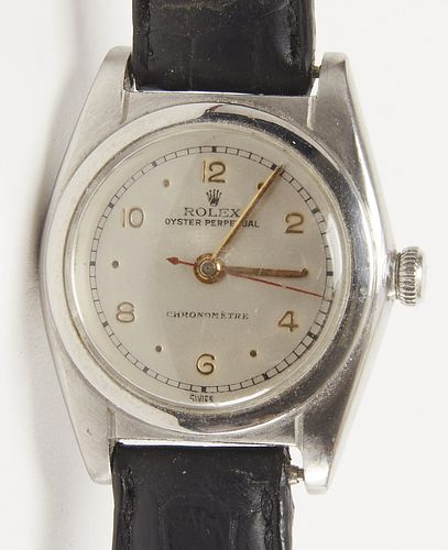 Rolex Oyster Perpetual Chronometer Wrist Watch