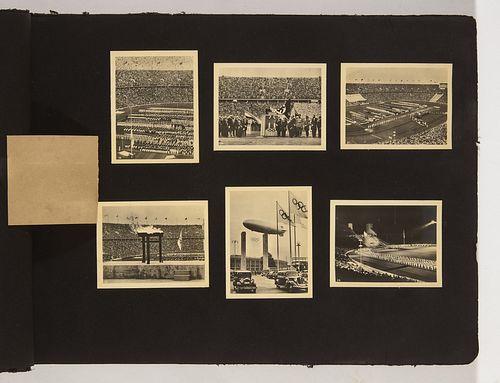 1936 Olympic Photo Album
