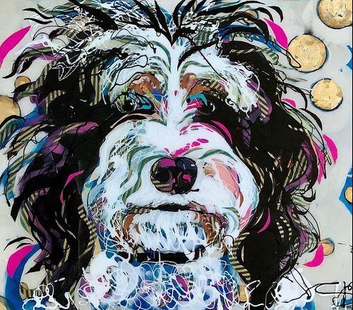 Sarah Holl, Pet Portrait Commission