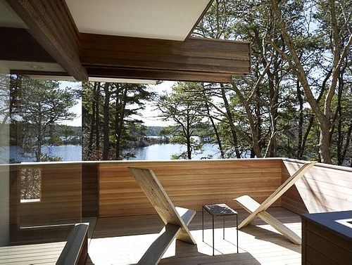Kugel Gips Modern House Cape Cod