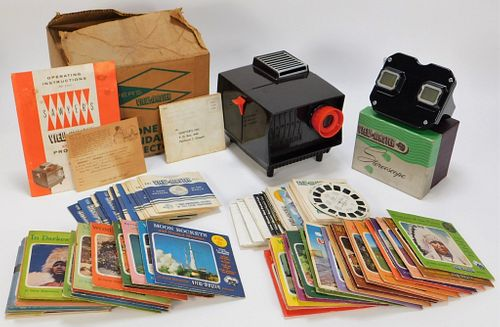 LG Sawyers View Master Projector & Reel Collection