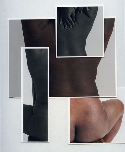 Shabez Jamal (b. 1992), Untitled (Album Study no. 13)