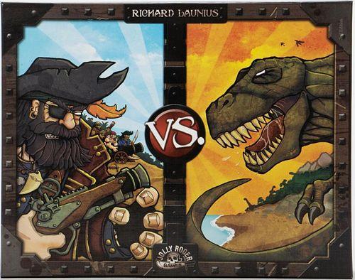 Pirates vs. Dinosaurs