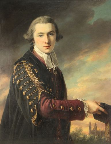 FRANCIS COTES (BRITISH, 1726-1770).