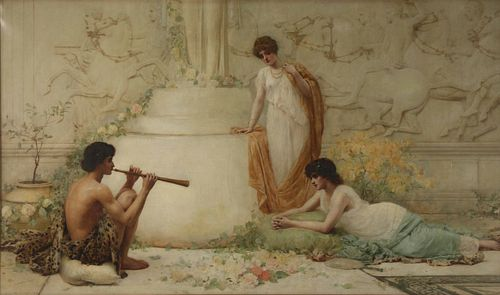HENRY THOMAS SCHAFER (BRITISH, bef. 1854-1915).