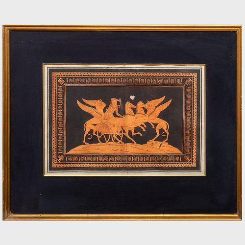 Sir William Hamilton (1730-1803): Neoclassical Scenes: Three Plates