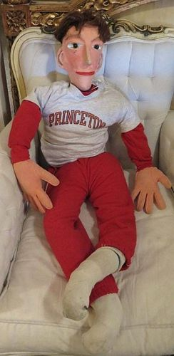 Princeton Puppet