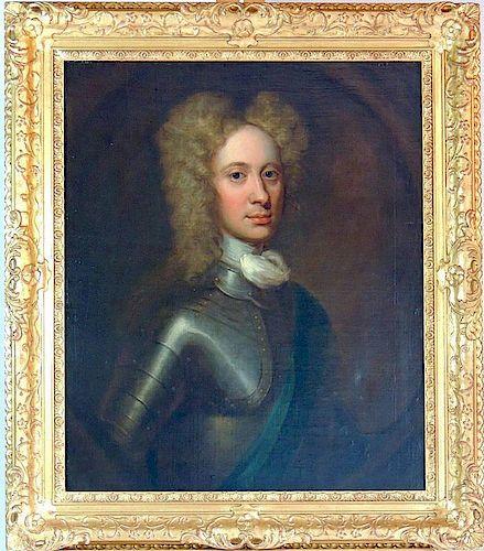 William Aikman (Attrib). Portrait