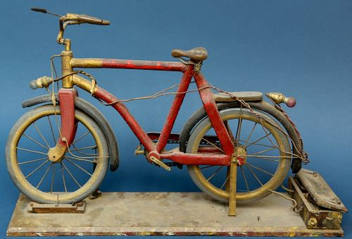 Early Model Bicycle