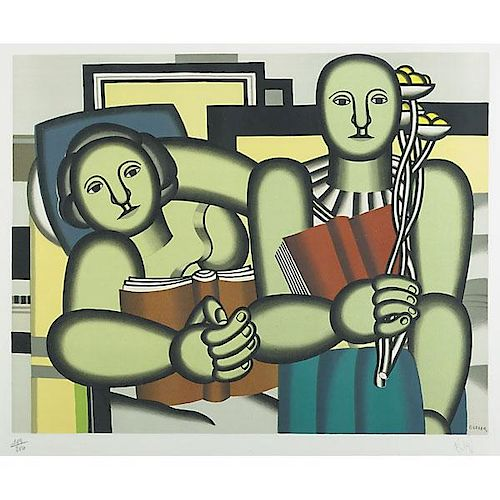 Fernand Léger (French, 1881-1955)