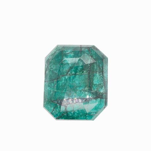 Natural Emerald, DGSL Certified