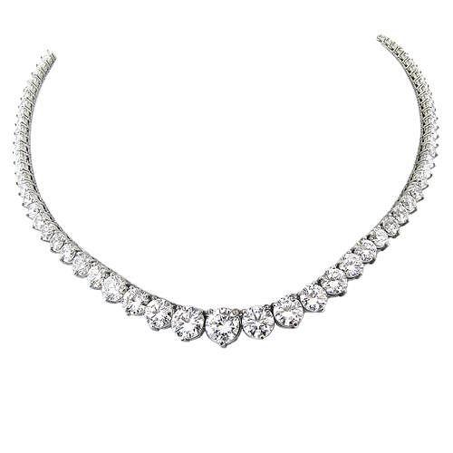 42.00 Ct Diamond Necklace