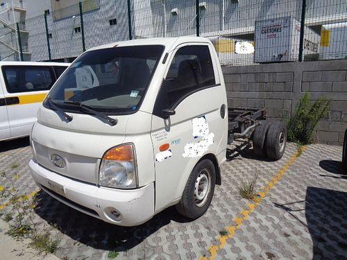 Chasis Cabina Dodge H100 2010