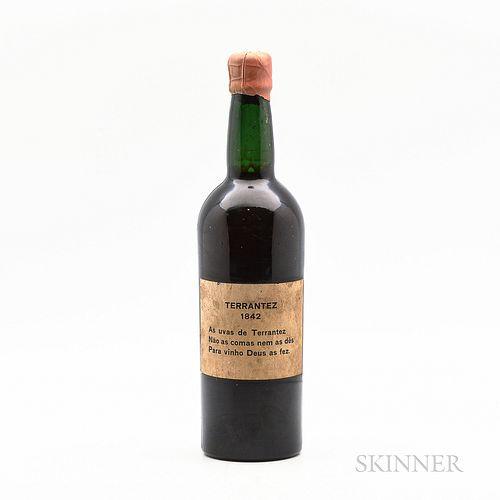Terrantez 1842, 1 bottle