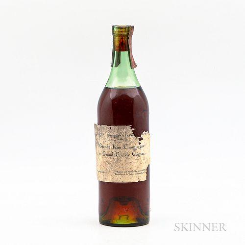 Grand Fine Champagne, 1 4/5 quart bottle