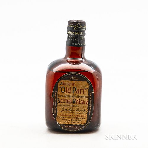 Ancient Old Parr, 1 bottle