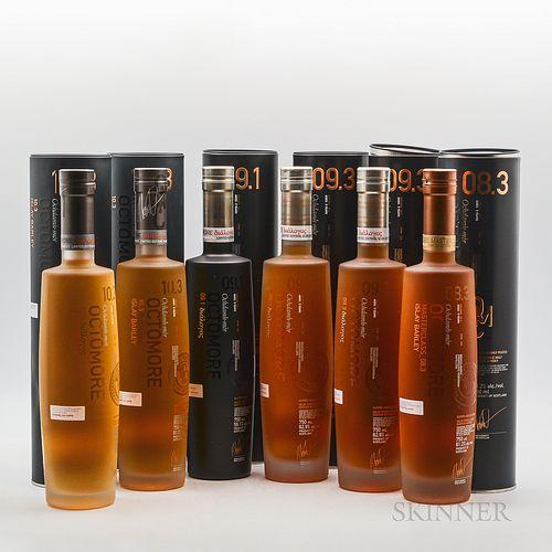 Bruichladdich, 6 750ml bottles (ot)