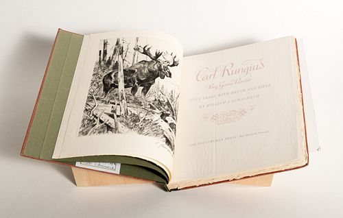 Carl Rungius (1869–1959) — Carl Rungius, Big Game Painter: Fifty Years with Brush and Rifle