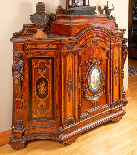 Renaissance Revival Minerva Sideboard