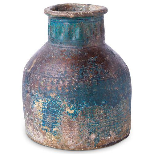 Large Early Persian Ceramic Vessel