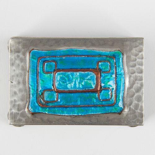 Archibald Knox Liberty Arts & Crafts Matchbox