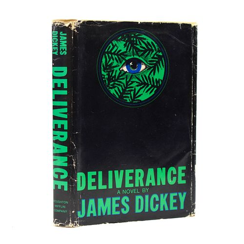 """1st Edition James Dickey """"Deliverance"""" 1970"""