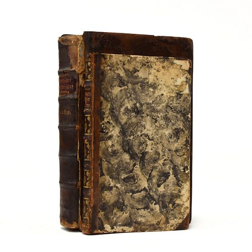 Grp: 2 18th Century German Books