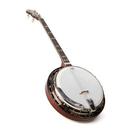 Gibson 4 String Mastertone REMO Weather King Banjo