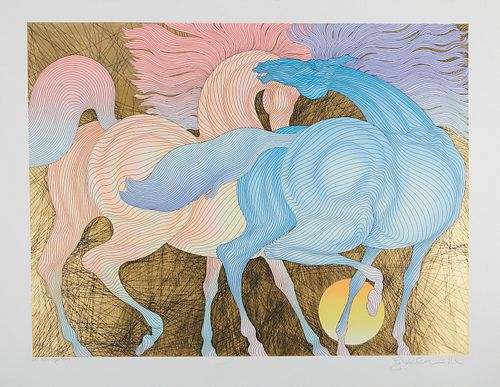 Large Group of Prints - Guillame Azoulay