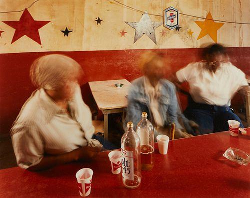 Birney Imes Photograph Bar Scene