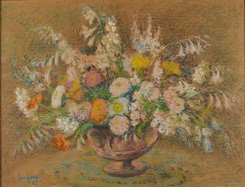 Alice Hugy Floral Bouquet Pastel