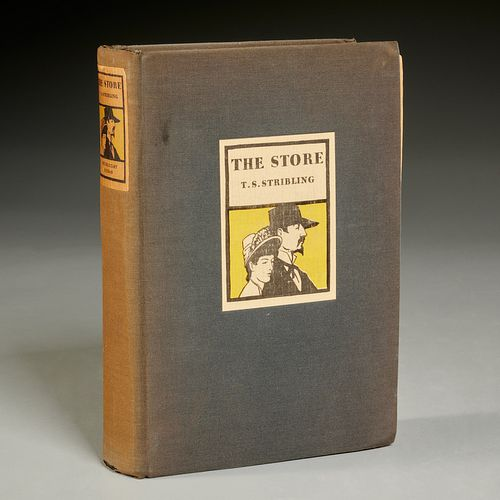 T. S. Stribling, The Store, 1932 signed 1st ed.