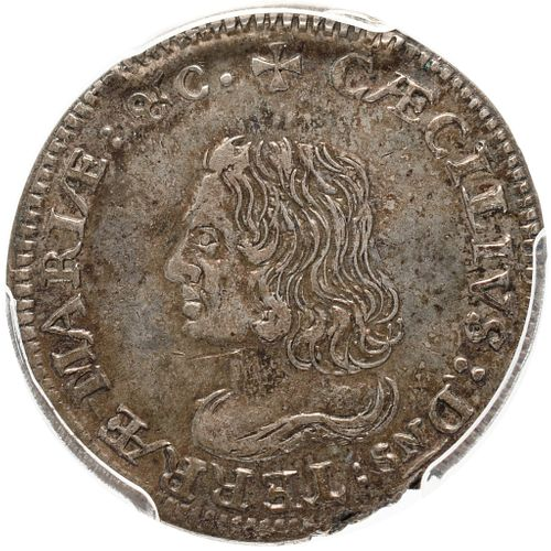 Exceptional Lord Baltimore Sixpence
