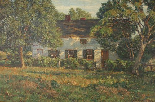 GAINES RUGER DONOHO (AMERICAN, 1857-1916).