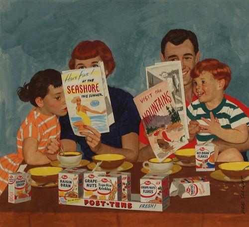 RICHARD SARGENT (AMERICAN, 1911-1978).
