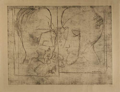 MARCEL DUCHAMP (FRENCH, 1887-1968).